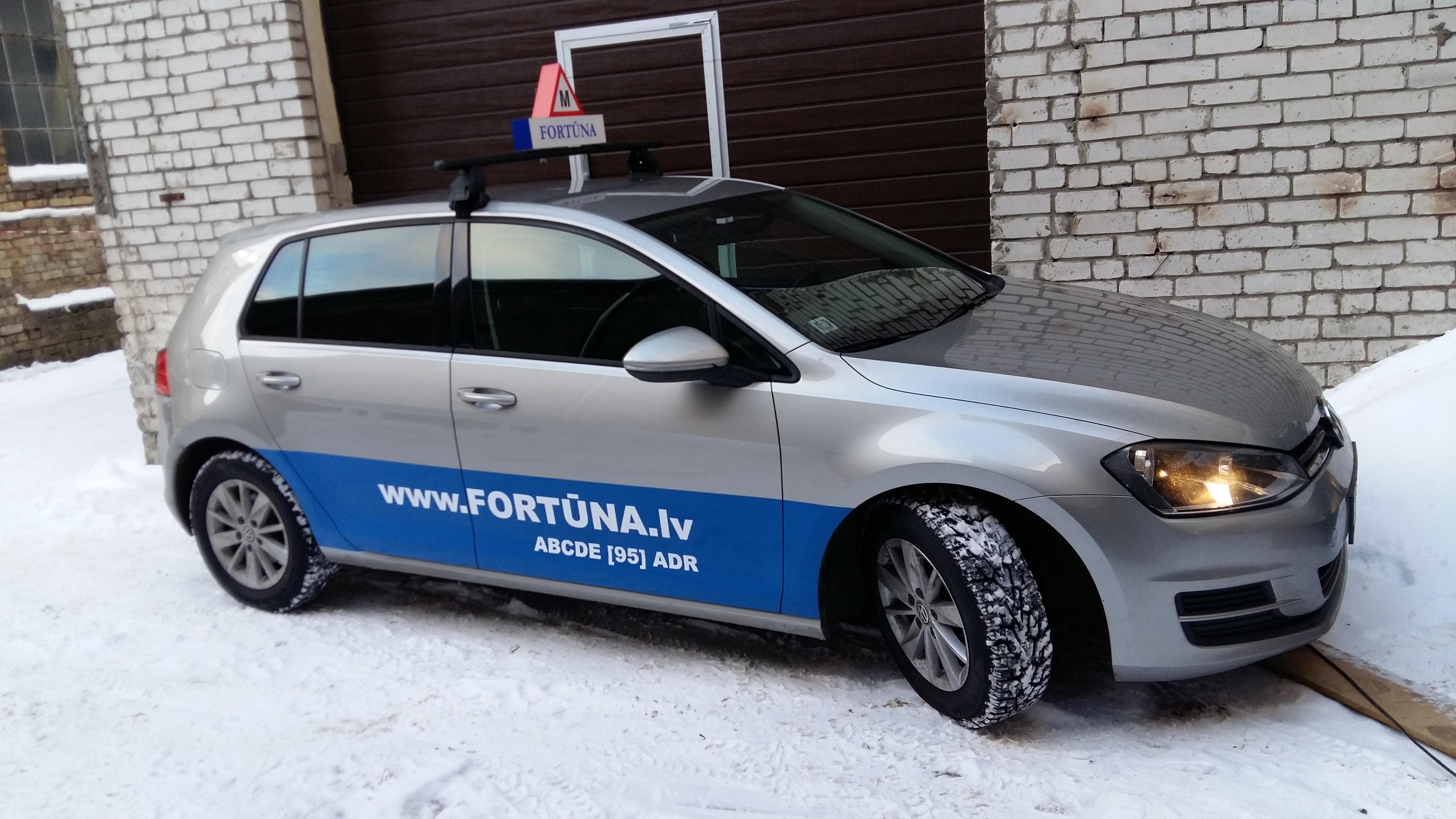 Nenokavē pieteikšanos Autoskolā Fortūna.Rīgā, Maskavas ielā 322b un iegūsti tiesības B kategorijai tikai par 280 EUR Akcijas periods.15.08.2018-15.09.2018